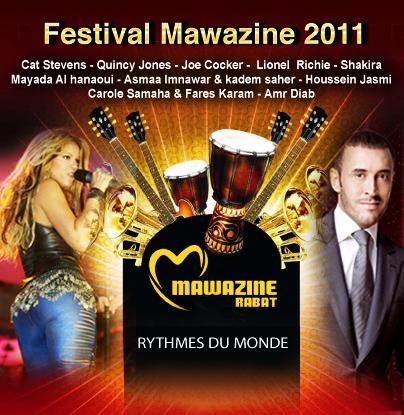 Mawazine 2011: un succès malgré les polémiques