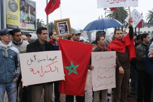 20 février : le Mouvement perd son âme en s'aliénant la sympathie de la rue
