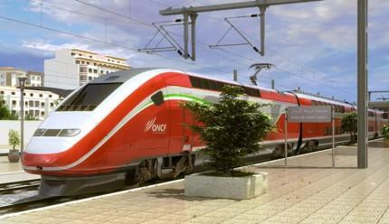 TGV : la première rame quitte la France pour Tanger