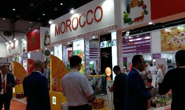 le maroc expose ses produits agricoles au wop 2015 de duba. Black Bedroom Furniture Sets. Home Design Ideas