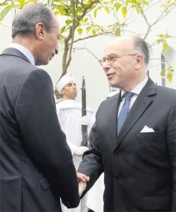 Rencontre entre marocain de france