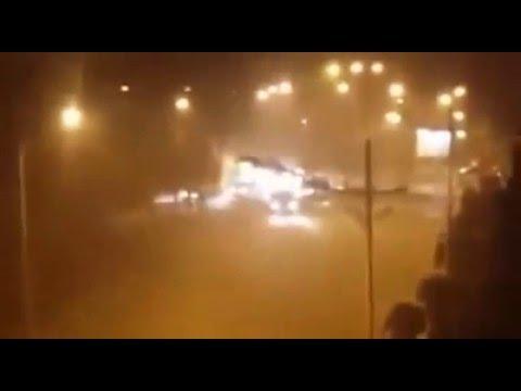 Dégâts des inondations à Tétouan