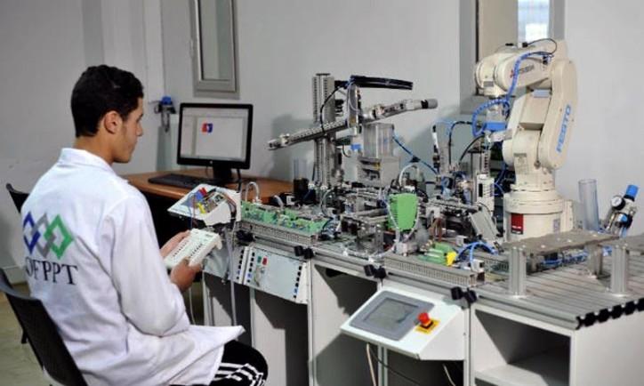 technicien recherche et formation