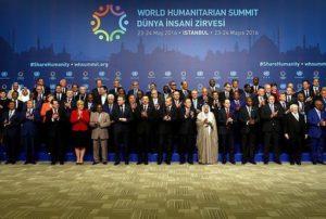 Le Prince Moulay Rachid au Premier sommet humanitaire