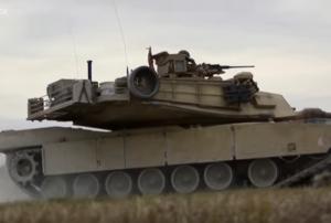 Des chars américains reçus par l'armée marocaine