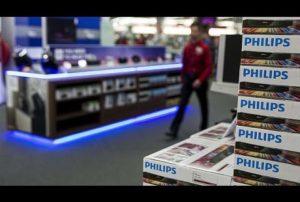 La santé réussit à Philips – corporate