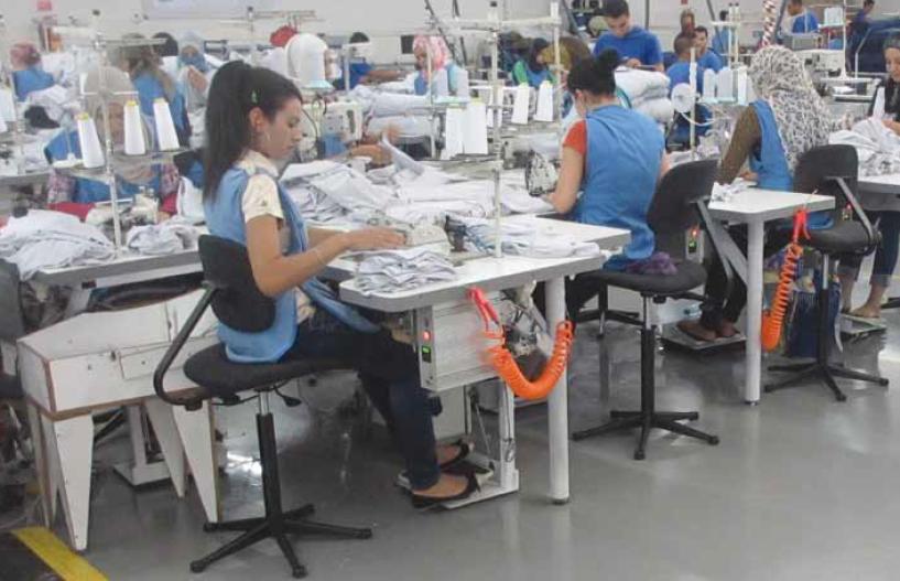 Textile: création de 3 nouveaux écosystèmes ciblant 17000 emplois