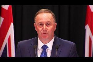 Nouvelle-Zélande : démission surprise du très populaire Premier ministre John Key