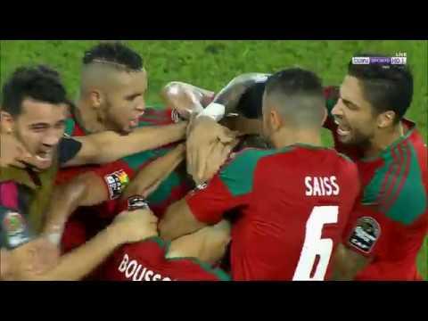 Coupe d'Afrique des Nations 2017 : Maroc 1-0 Côte-d'Ivoire