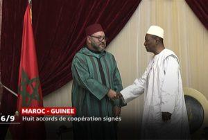 Maroc-Guinée : signature de 8 accords de coopération