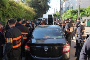 Affaire Merdas: la reconstitution du crime