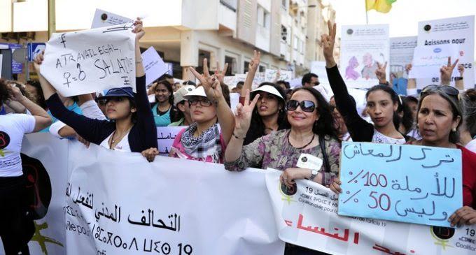 Femmes: le 8 mars ou la recherche tenace d'une improbable parité