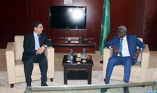 Afrique: Bourita prévient Faki Mahamat contre l'instrumentalisation de la Commission de l'UA