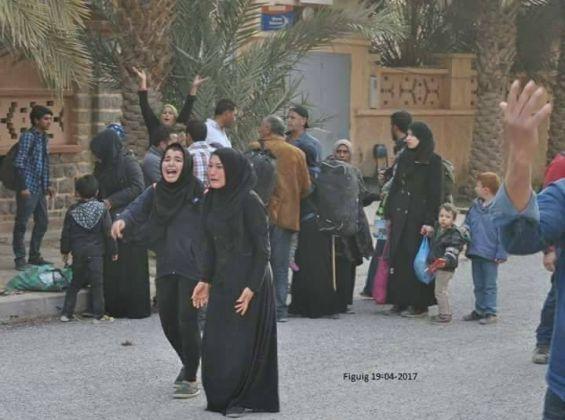 Le Maroc déplore les comportements inhumains d'Alger à l'encontre des migrants syriens