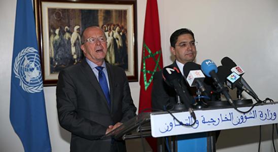 Martin Kobler: L'accord de Skhirat reste le cadre du processus politique en Libye