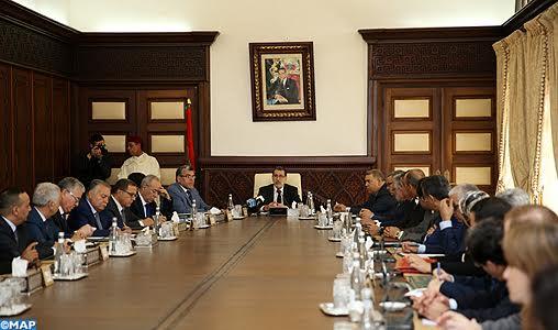 Premier Conseil de gouvernement pour El Othmani avant le Parlement