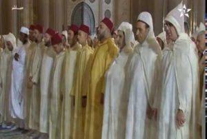 Laylat Al-Qadr : Amir Al-Mouminine préside une veillée religieuse