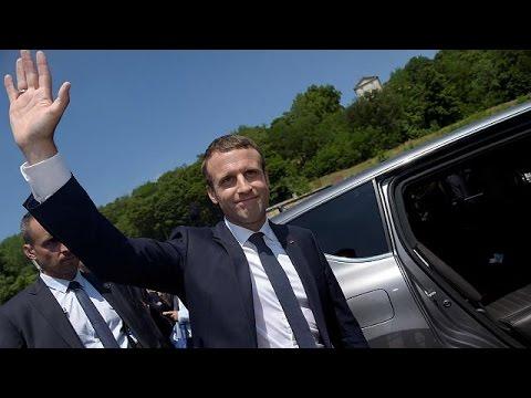 Majorité absolue pour La République en Marche aux législatives en France