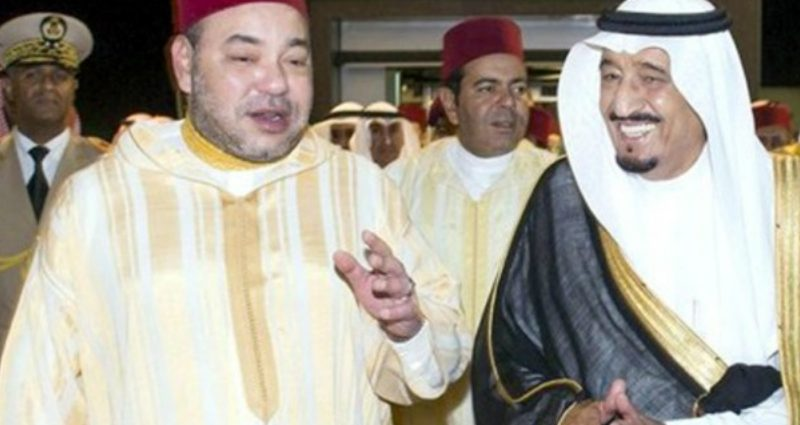 Golfe: Message du Roi Mohammed VI au Roi Salman d'Arabie Saoudite