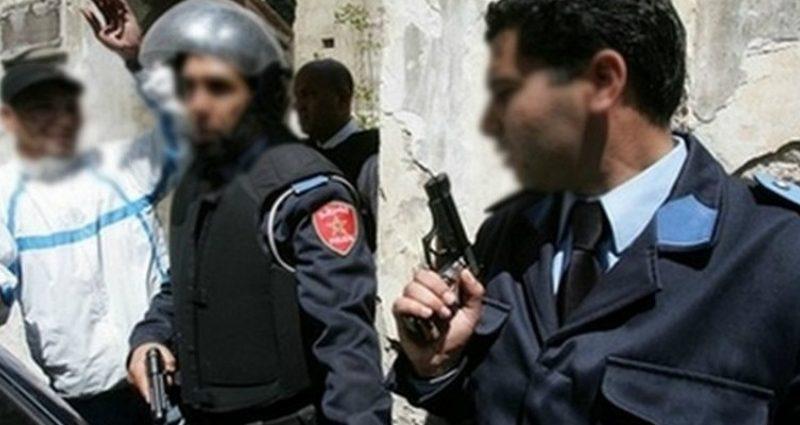Fès: Un policier tire sur un meurtrier présumé