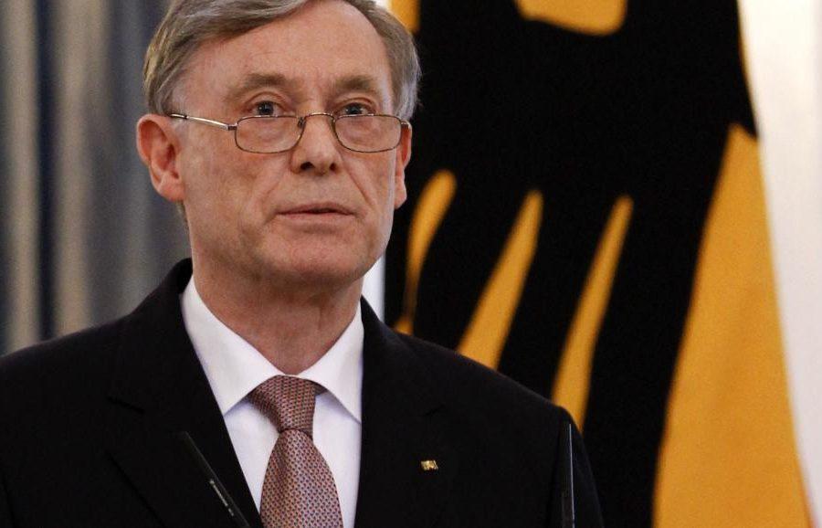 L'Allemand Horst Köhler nouvel Envoyé de l'Onu au Sahara