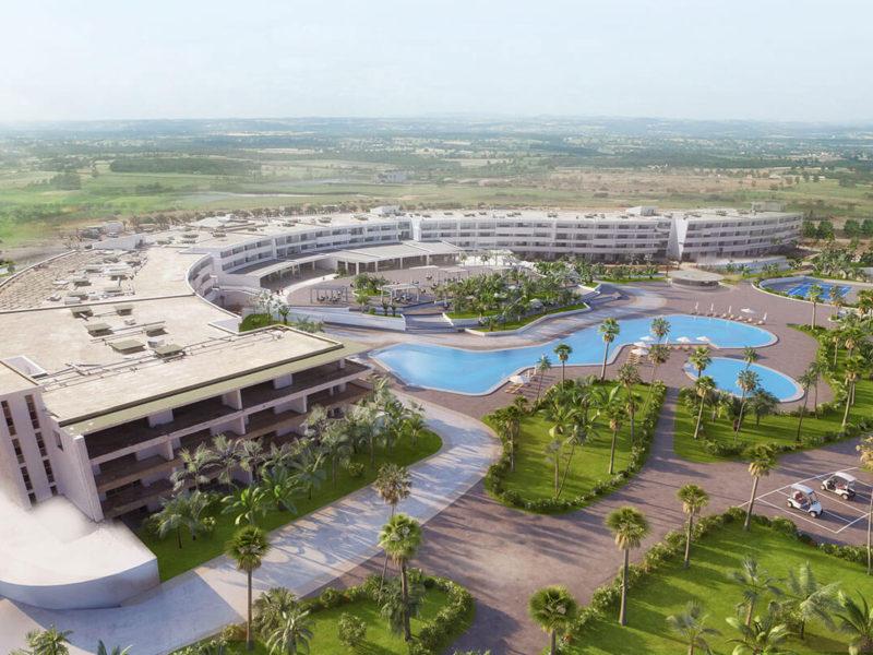 Larache: L'ouverture du Lixus Beach Resort redonne espoir au plan Azur