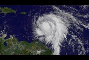L'ouragan Maria a fait un mort en Guadeloupe