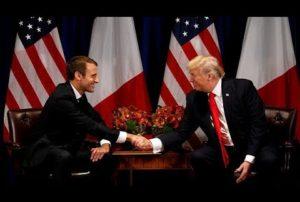 Macron – Trump : chacun ses priorités