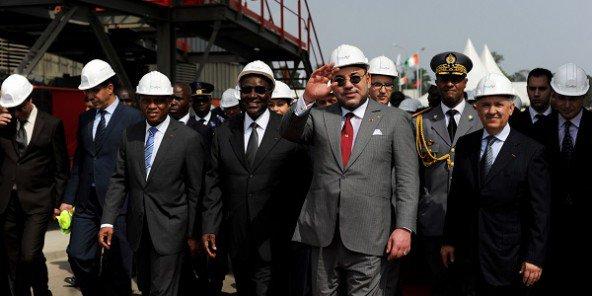 """Résultat de recherche d'images pour """"Maroc, investissements en Afrique,"""""""