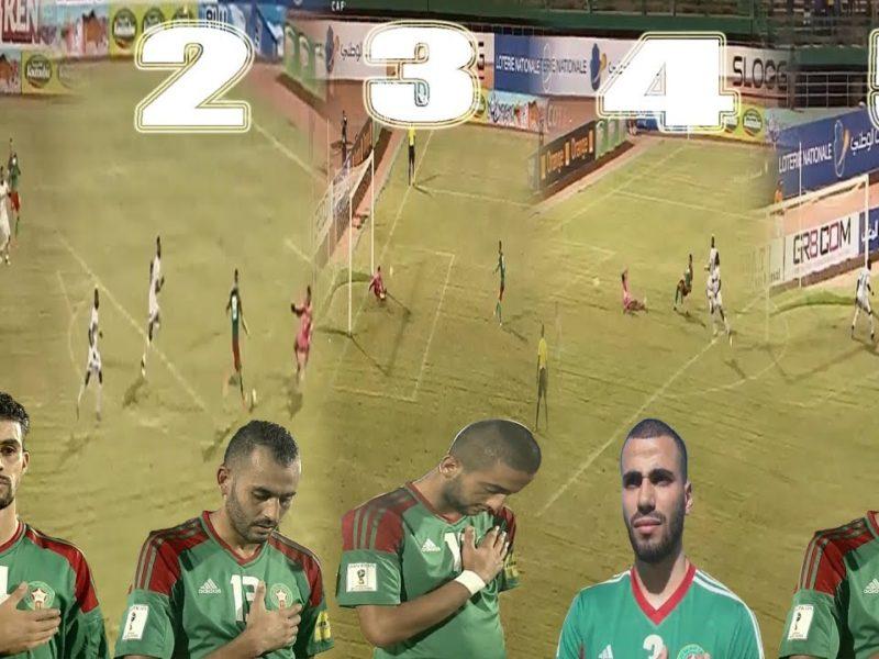 Sport - Qualification coupe du monde afrique ...