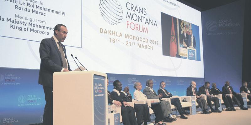 Forum de Crans Montana: La 5ème session sur «l'Afrique et la coopération Sud-Sud» en mars 2018