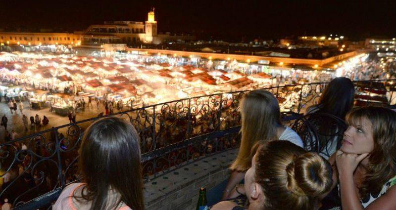 Plus de 8 millions de touristes ont visité le Maroc entre janvier et août 2017