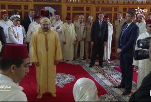 Le Roi remet des diplômes au profit de 18 lauréats de l'Institut Mohammed VI pour la formation des Imams, Morchidines et Morchidates