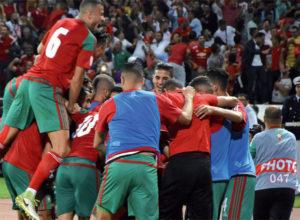 Mondial-2018: Comment les Marocains ont joué contre les Gabonais?