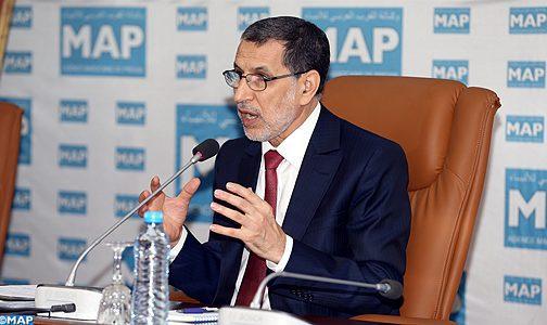 Saad Eddine El Othmani exclut tout remaniement élargi du gouvernement