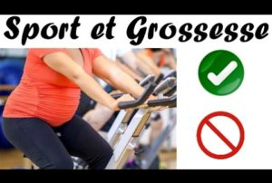 Sport, Grossesse et Danger – 10 sports dangereux chez la femme enceinte