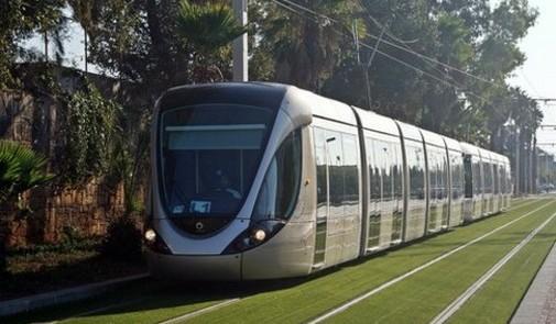 Rabat-Salé: Le roi Mohammed VI lance les travaux d'extension de la ligne 2 du tramway