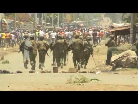 Violences et confusion politique au Kenya