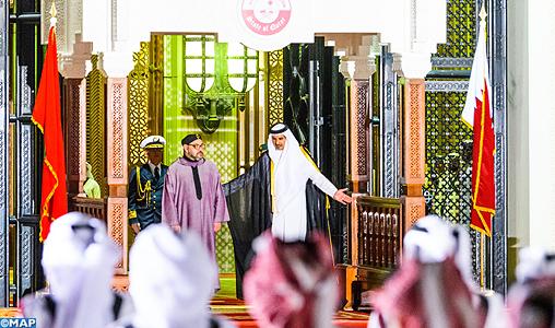 Abou Dhabi: Rencontre entre le Roi Mohammed VI et Cheikh Mohammed Ben Zayed Al-Nahyane
