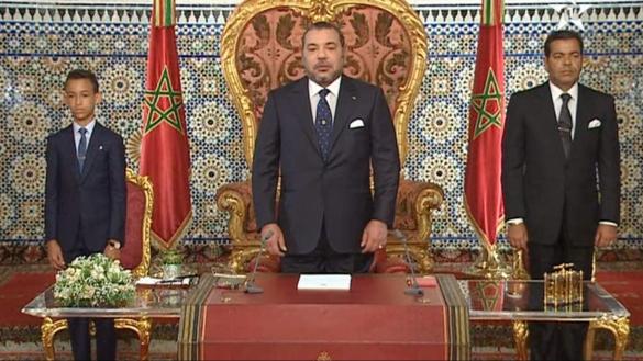 Mohammed VI: Aucun règlement au Sahara n'est possible en dehors de la souveraineté du Maroc et de l'Initiative d'autonomie