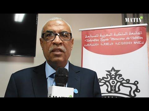 Driss Hassa reconduit à la tête de la Fédération royale marocaine de natation