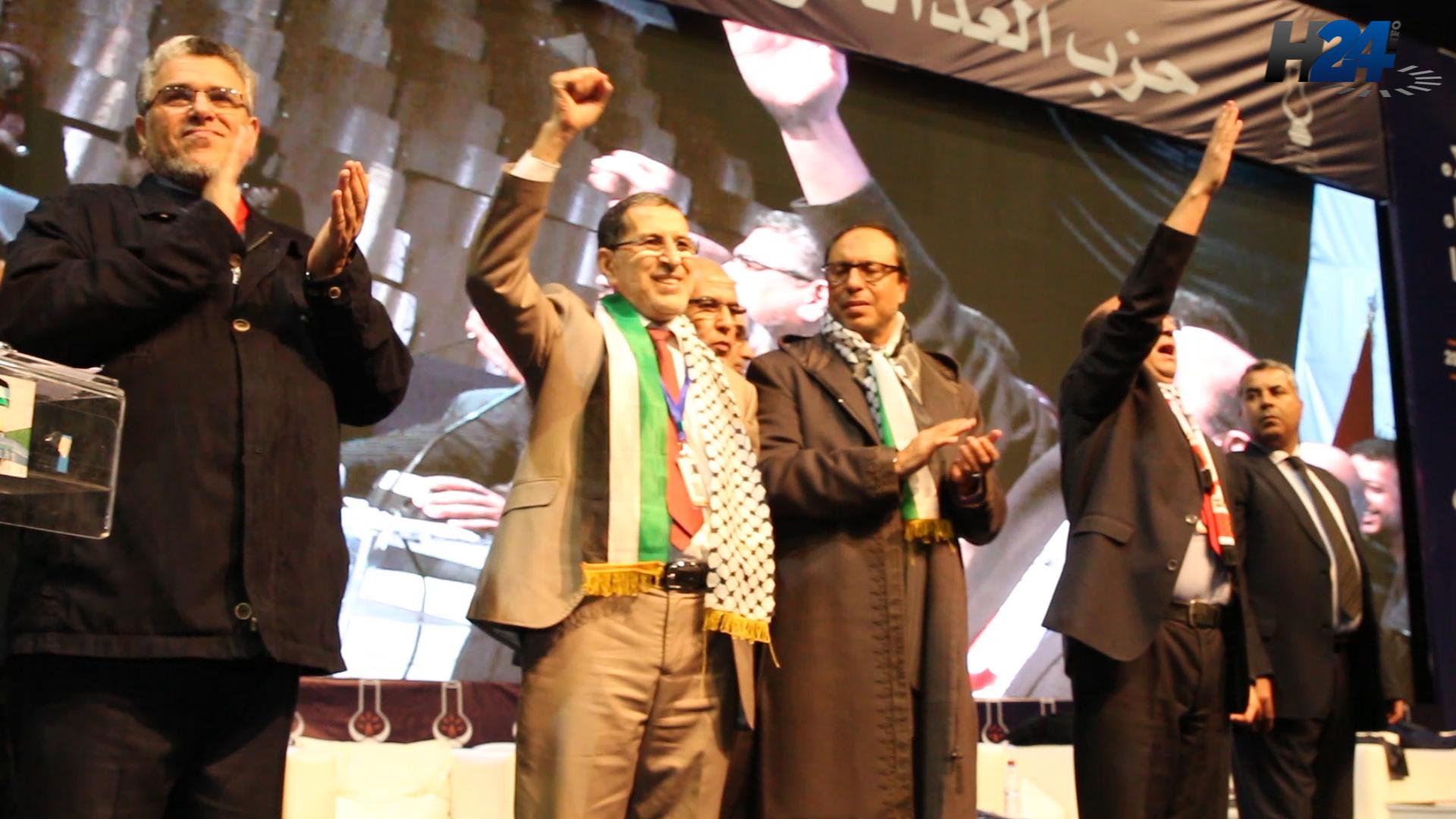 PJD- Congrès: Le double levier de Saad-Eddine El Othmani