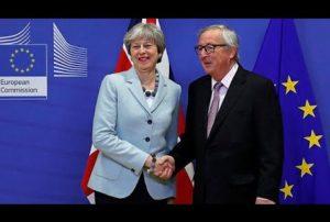 Brexit : accord sur la première phase des négociations
