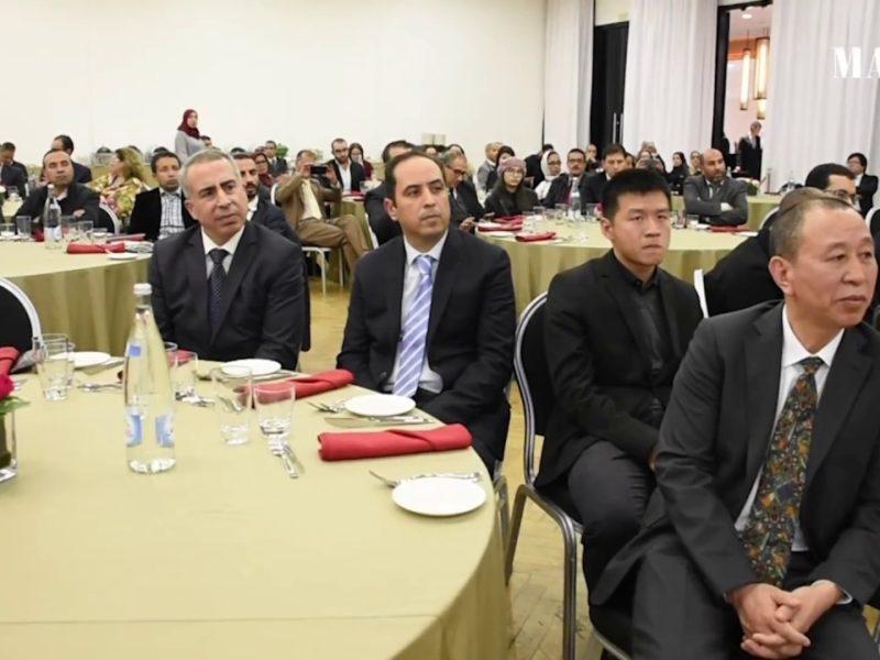 Coopération : L'ambassade de Chine à Rabat rend hommage aux cadres marocains