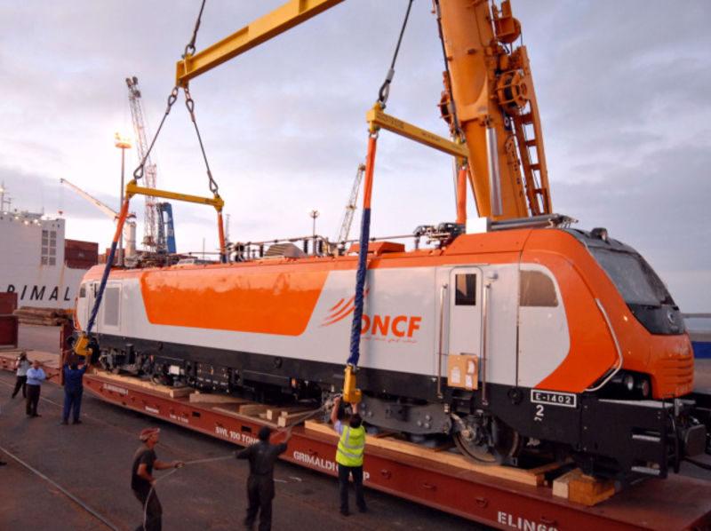 ONCF: Acquisition de 30 locomotives pour 128 millions d'euros