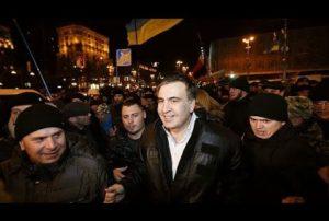 L'opposant Saakachvili libéré en Ukraine