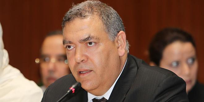Guergarate: Laftit reçoit le Chef de la Minurso et met en garde contre les provocations du Polisario