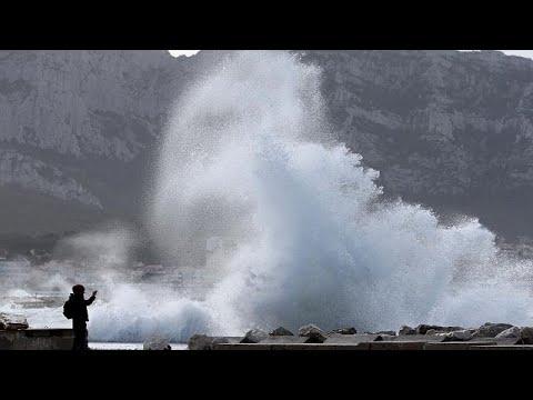 Tempête Eleanor : 3 morts et 1 disparu en France