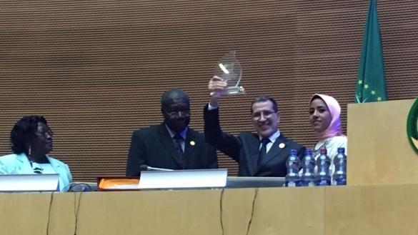UA: Le Maroc primé pour ses performances agricoles