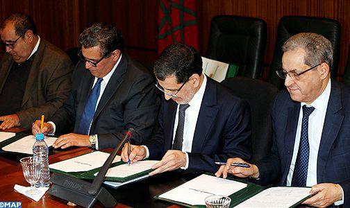 Gouvernement- majorité: Une Charte pour la cohérence